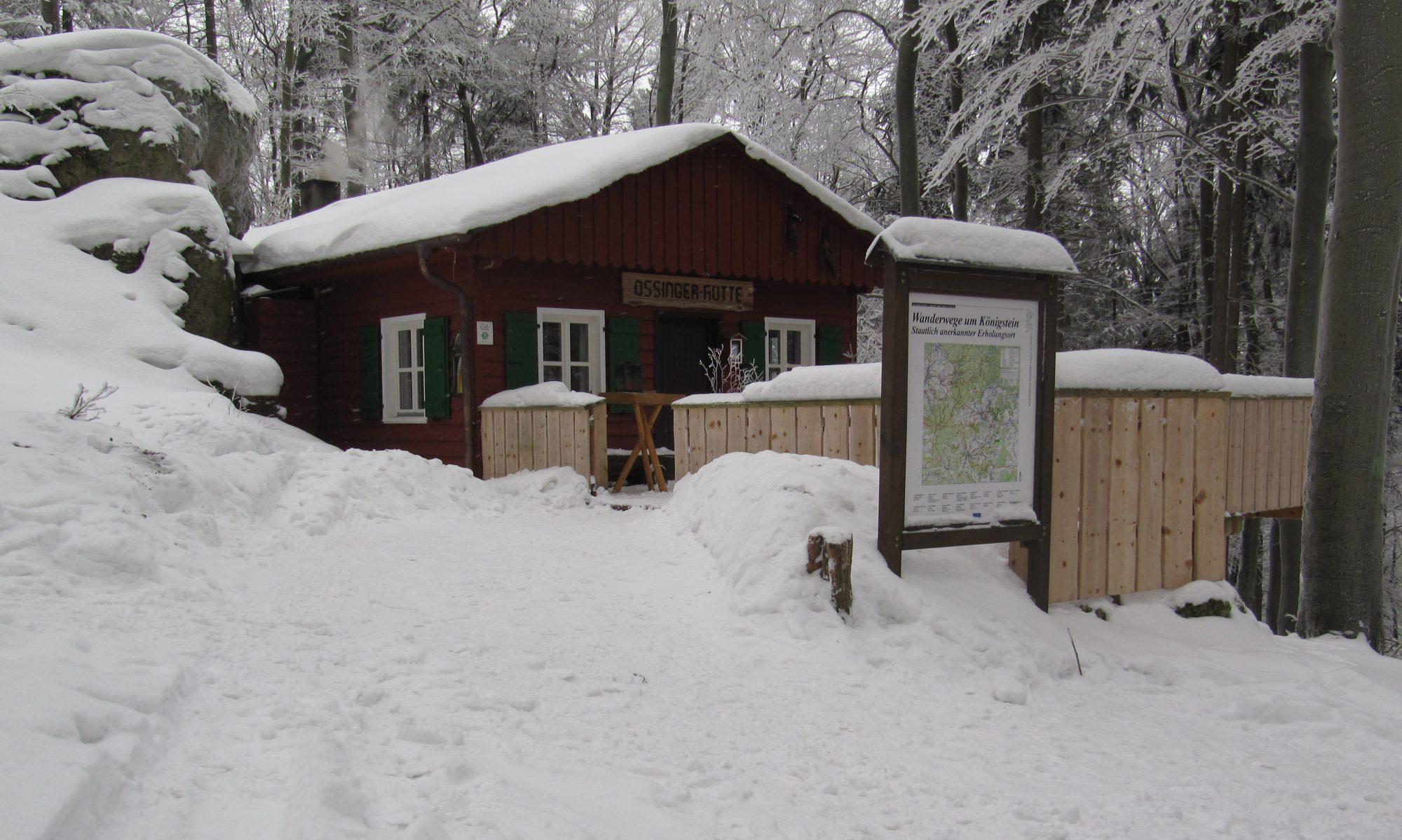 Ossinger-Hütte